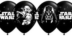 Star Wars 30cm Latex Helium Balloon