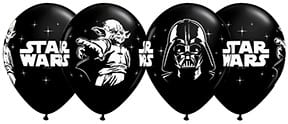 Star Wars 30cm Latex Helium Balloon