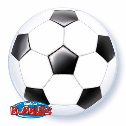 "Qt Bubble 22"" Soccer Ball 1"
