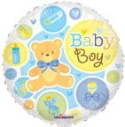 Baby Boy Teddy 1