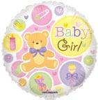 Baby Girl Teddy 1