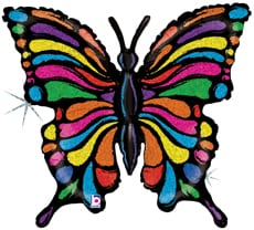 Pop-Art Butterfly 33""