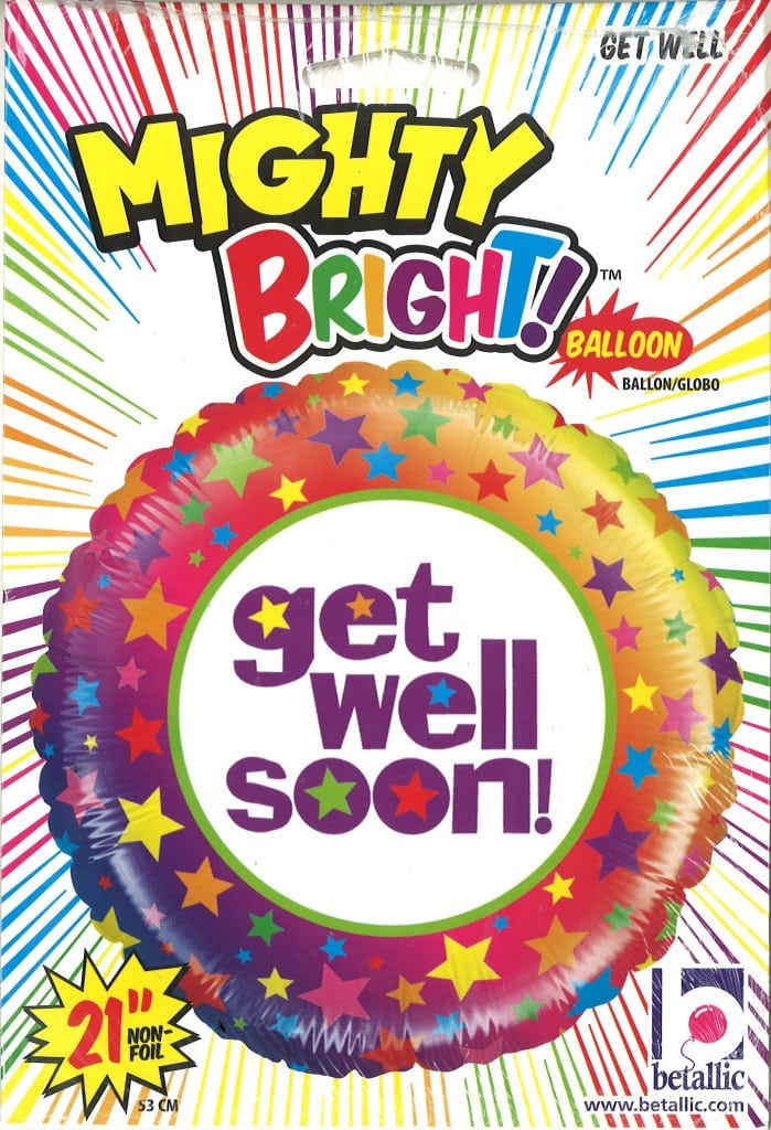 Mighty Bright Get Well Soon 1