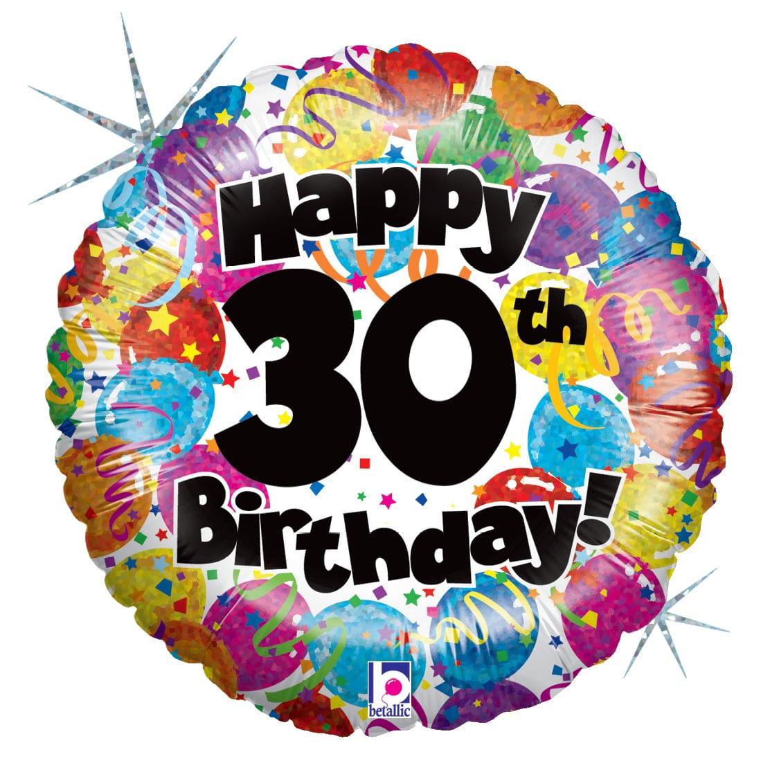 Happy 30th Birthday 1