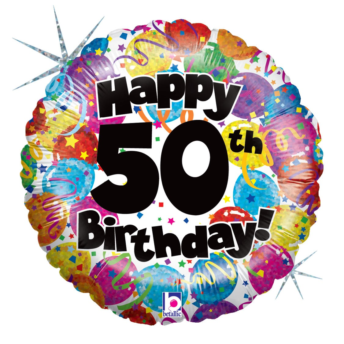 Happy 50th Birthday 1