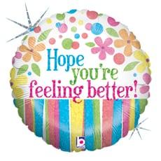 Hope Your Feeling Better 1