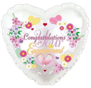 Congratulations on your Engagment 1