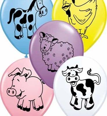 Farm Yard Animals 1