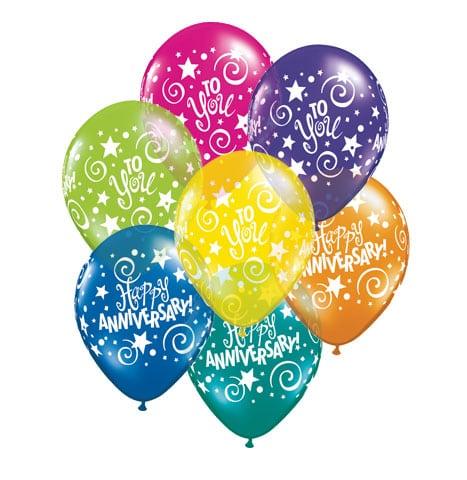 Latex Helium Balloons