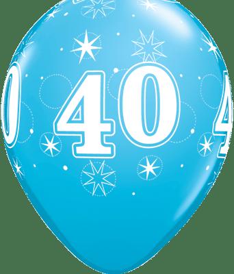 40 white robinsegg blue