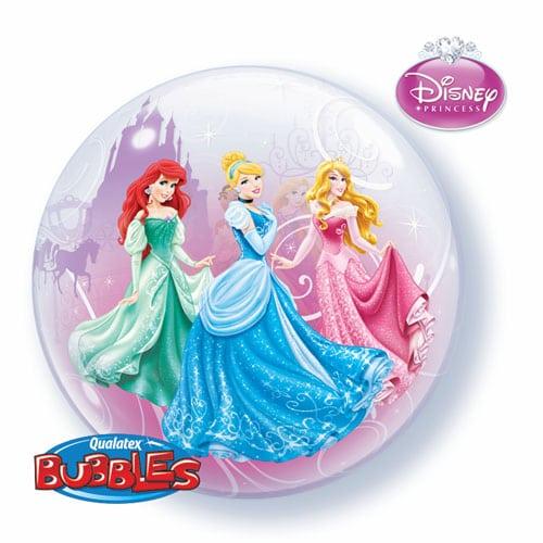 "Qt Bubble 22"" Princess Royal Debut 1"