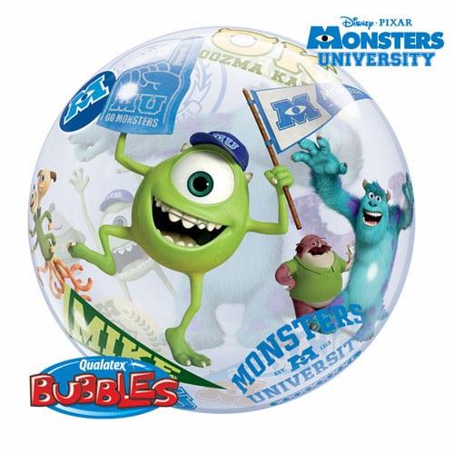 """Qt Bubble 22"""" Monsters Uni 1"""