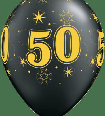 50 gold oxy black