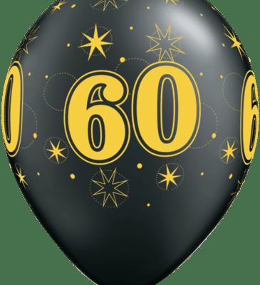 60 gold oxy black