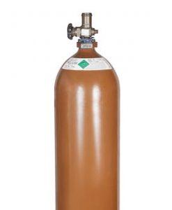 600 Helium Balloon Cylinder + Regulator