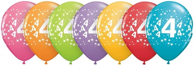 4th Birthday 1