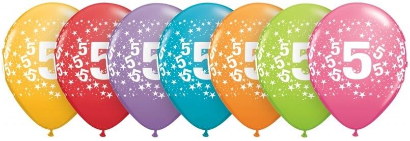 5th Birthday 1