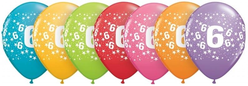 6th Birthday 1
