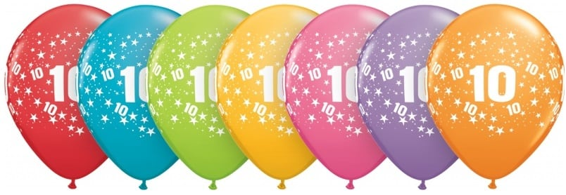 10th Birthday 1