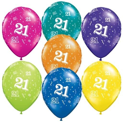 21th Birthday 1