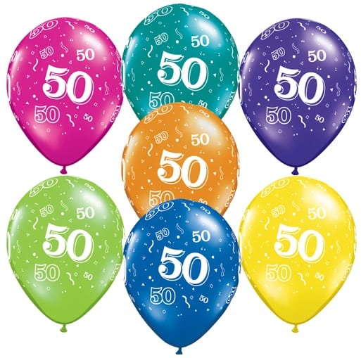50th Birthday 1