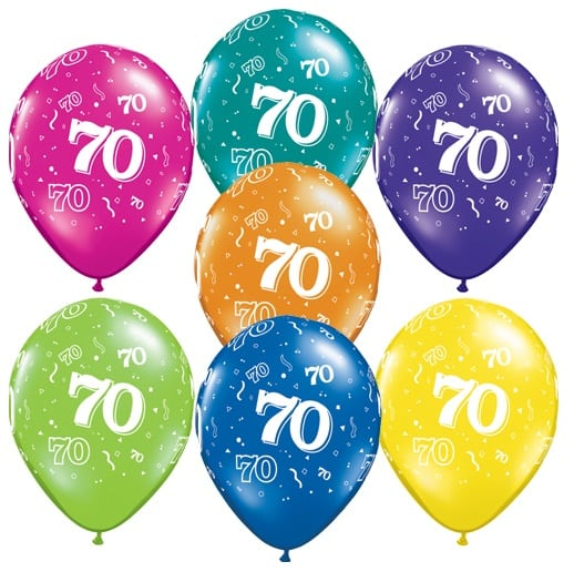 70h Birthday 1