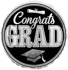 Foil 18inch Graduating Class
