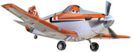 Foil Licensed Shape Disney Planes