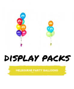 Display Party Packs