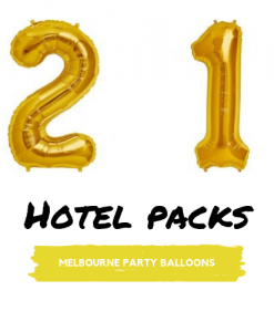 Hotel Party Pack