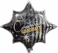 Qualatex Foil Shape Congratulations Graduate 32inch