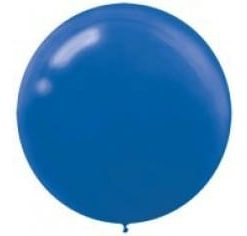 60cm / 2ft Pastel Royal Blue Latex