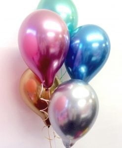 Table Chrome Balloon