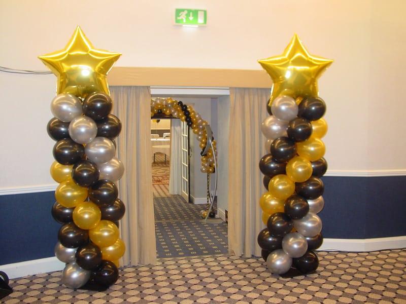 Balloon Columns & Arches